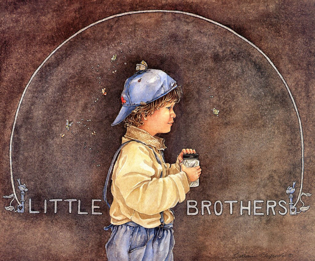 Catherine Simpson. Little Brothers.