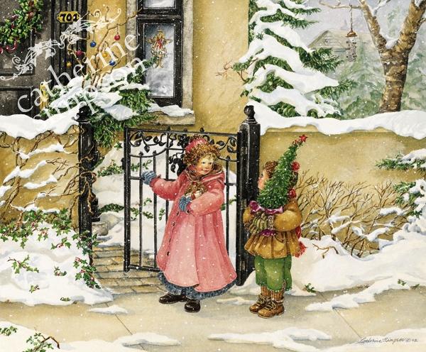 Catherine Simpson. Gramma's Christmas.